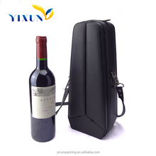 Wine Packaging Corrugated 6 Pack Wine Kraft Cardboard Bottle Carrier, wine carrier