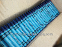 75MMX8MM Mini Wax Crayon Colour Pastel Crayons in Bulk