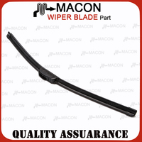 Frameless new windshield wiper blade car windscreen wipers