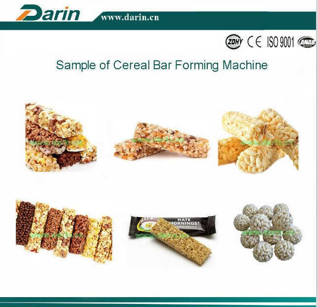 CE Approved Wheat Corn Rice Bar Processing Plant