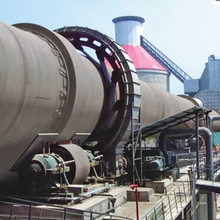 Professional activated carbon rotary kiln provided