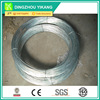 0.52mm Galvanized Binding Wire For UAE Market, 10Kg In One Coil, Plastic Packing