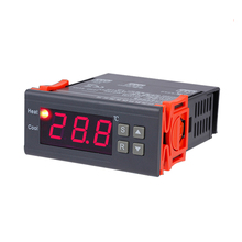 MH-1210A High perssion digital thermostat electronic temperature control refrigeration heating controller 12V 24V 110V 220V