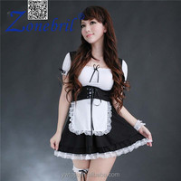 Sexy Japanese Mature Women French Online Maid Costumes Princess Outfit Bulk China Cosplay