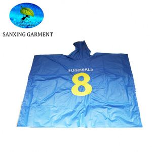 new style adult safety rain ponchos