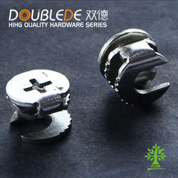 Iron furniture mini fix connecting fitting bolts for cabinet