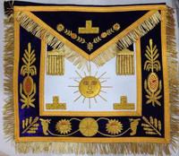 Handmade Masonic Regalia Masonic Aprons and Collars Masonic Badges