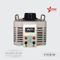 First Choice: 20Amp 5kva single phase voltage variable transformer with 0-250Voutput