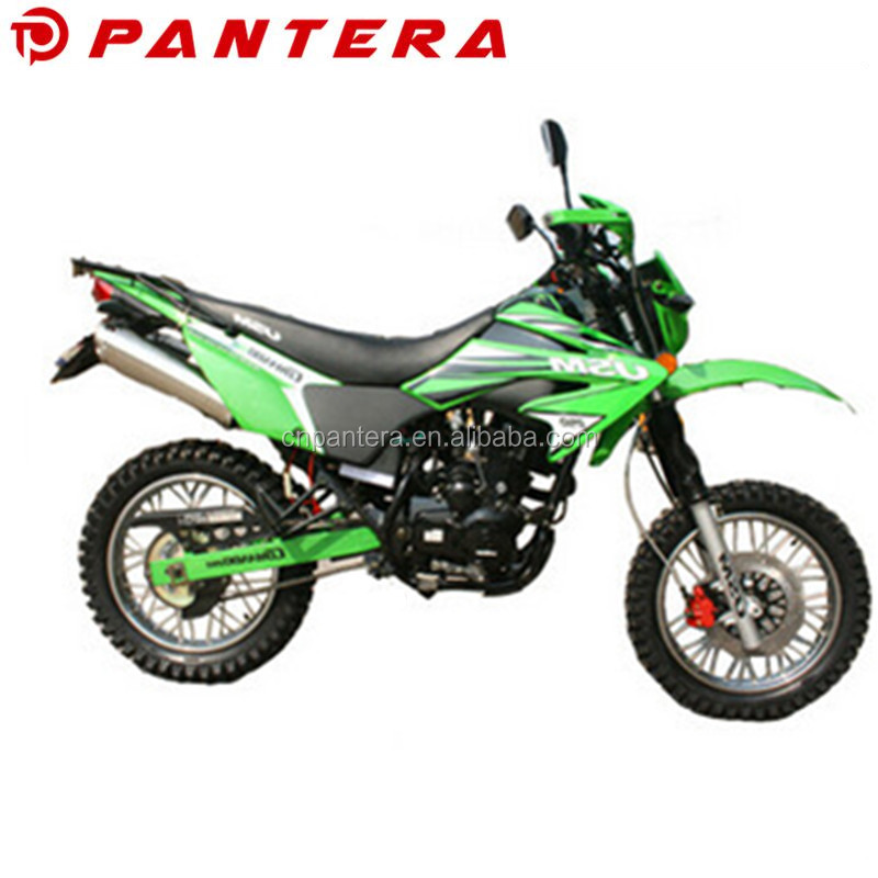 china off road motorcycle Popluar in South America