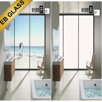 smart film electric window film EB GLASS BRAND
