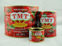 2.2KG TMT Brand Canned Tomato ketchup of easy open