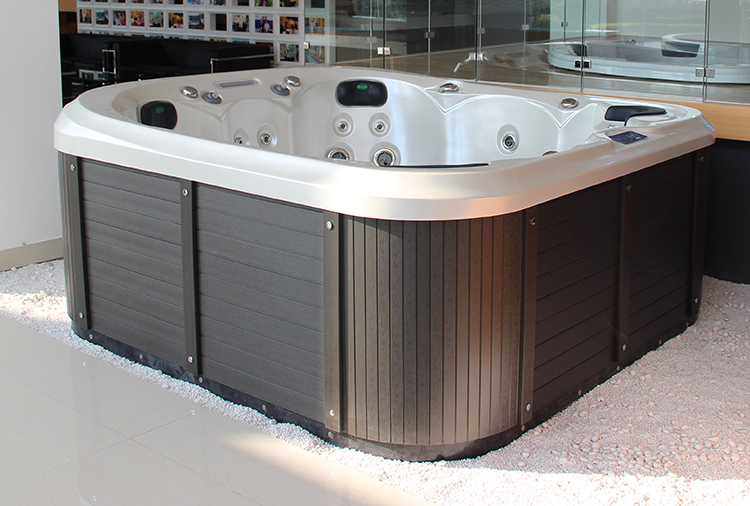 2016 european style acrylic luxury whirlpool personal home for Hot tub styles