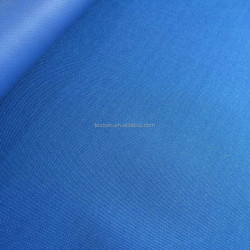 A grade 600D PVC Diamond coating polyester oxford fabric bag material