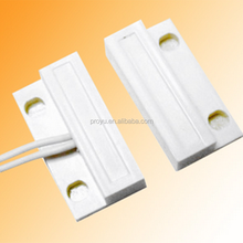 Home Alarm System NC Normally Close Wired Door Window Sensor Contact Security Magnetic Reed Switch