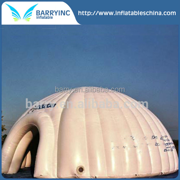 heat sealed permanent party tent