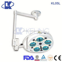 clinic professional factory lamp movement led operated lamps double dome led or light led ot light double dome