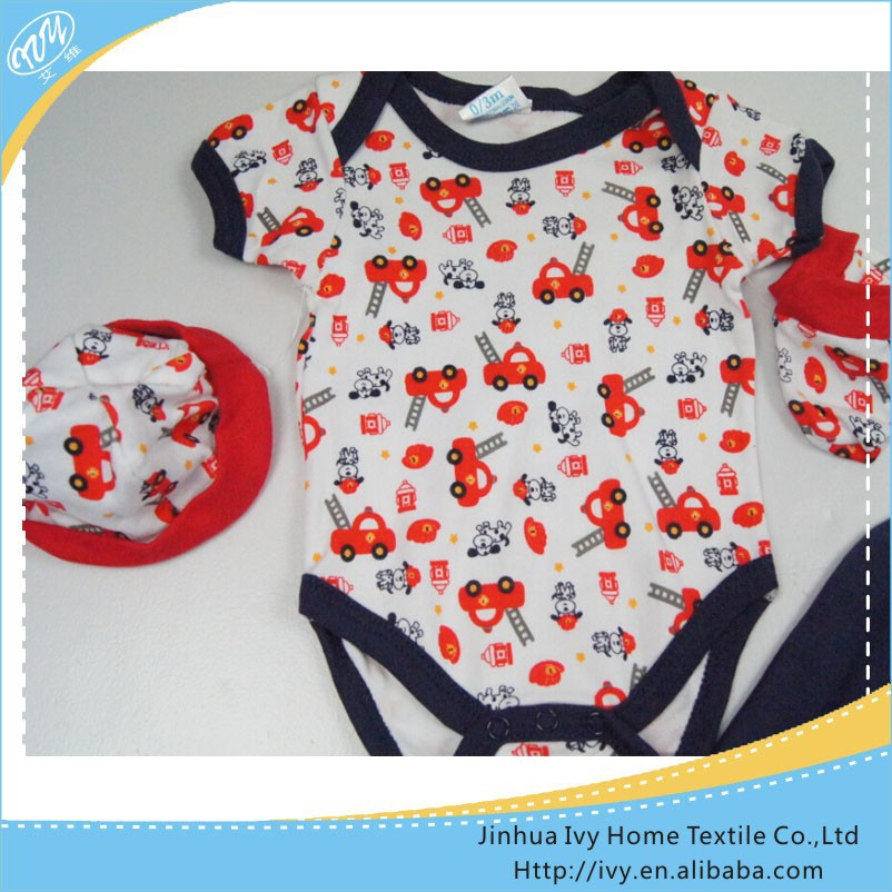 100%cotton comfortable nice <strong>baby</strong> rompers0-24M