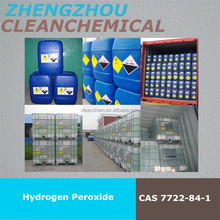 Hydrogen peroxide H2O2 used in Coating Auxiliary agents