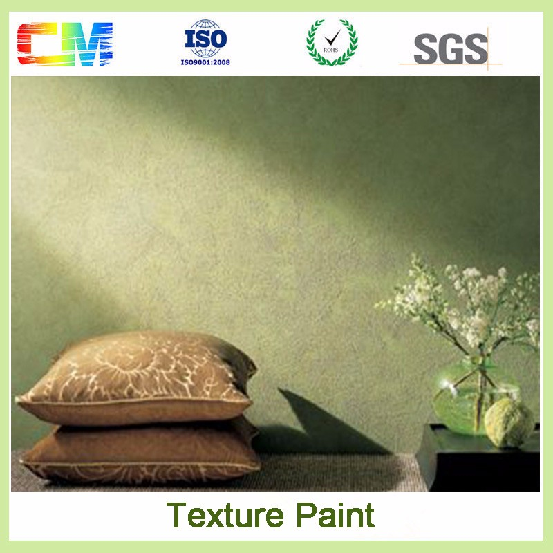 Popular environmental-friendly liquid texture wall paint with low cost
