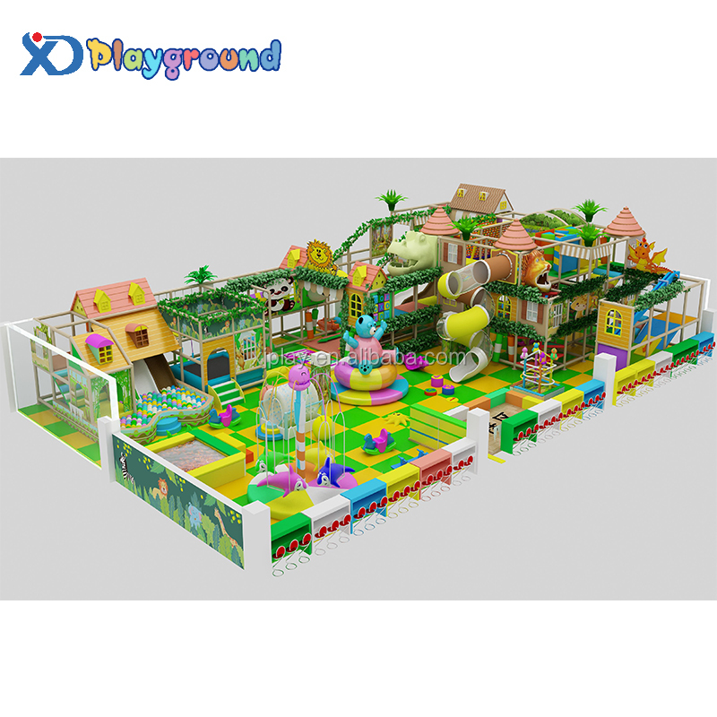 Commercial balls pool shopping mall used indoor playground prices