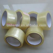 Single sided adhesive and bopp material bubble gum tape