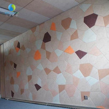 Types Of Acoustical Materials Fire Proof Insulation Decorative Polyester Panel