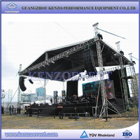 Concert Stage Roof Truss For Lighting