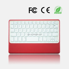 7 inch wholesale cheap wireless bluetooth keyboard for ipad mini bluetooth keyboard with many colors,manufacturer case