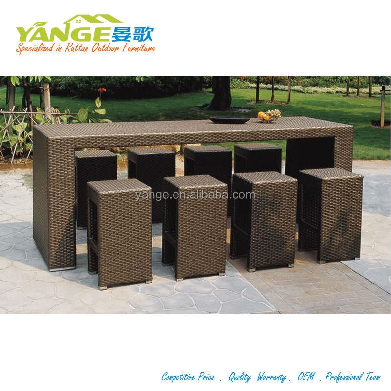 outdoor rattan furniture rattan terrace furniture