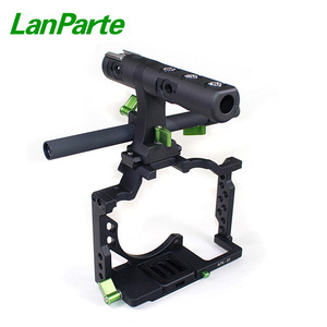 Lanparte lightweight DSLR Cinema camera cage kit for Sony A7S2 A7R2 A7R3
