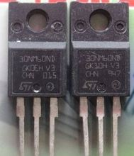 Power MOSFET (with fast diode) STF30NM60ND 30NM60ND TO-220F