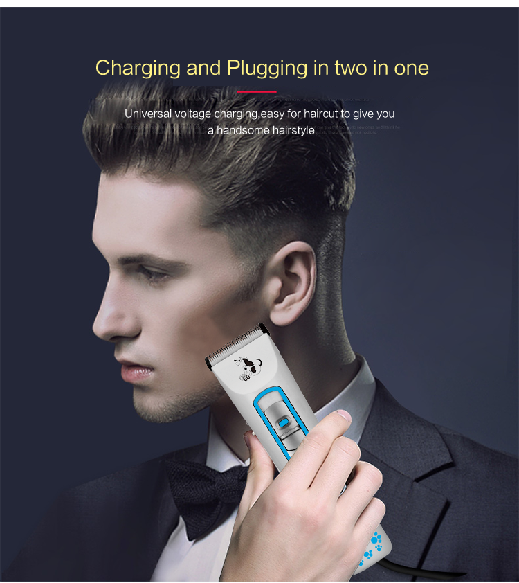 high quantity multi-functional rechargeable hair clippers best