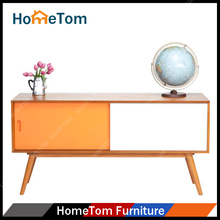 New Design Modern Living Room Wooden Corner TV Cabinet