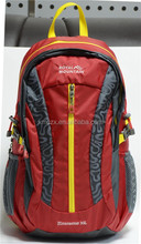 Traveling backpack map backpack
