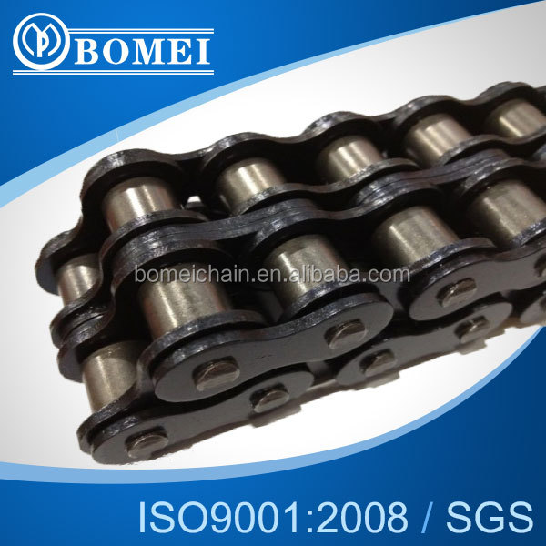 A series duplex roller chain & bushing chain