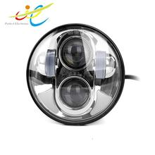 Motorcycle headlight 40W 5.75 inch for Harley motorcycle Head lamp