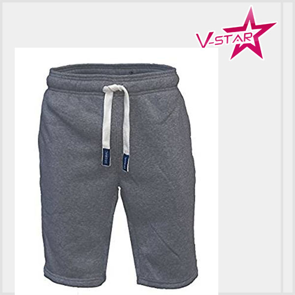 men's fleece shorts wholesale cheap price shorts