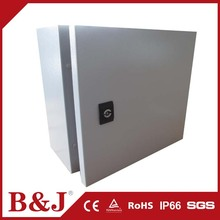 High Quality electric cabinet lock ip66/single door distribution box ip66/steel enclosure box
