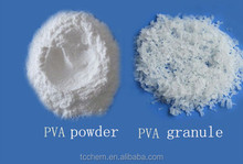 pva polyvinyl alcohol powder