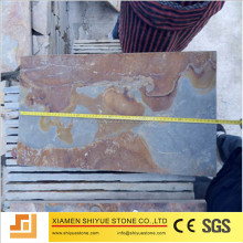 Chinese Natural Rust Color Slate Tile