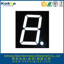 alphanumeric 2.3'' 7 segment 1 digit medical devices led display