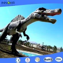 Innova -Outdoor High Quality Mechanical Theme Park Prehistoric Robot Dinosaur Model