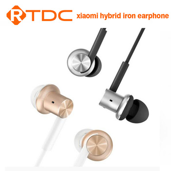 Original Xiaomi Xiaomi Piston Iron Hybrid Earphone