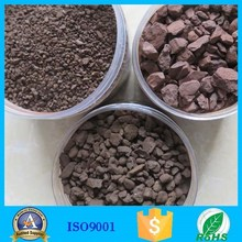 Hot Selling Black brown manganese sand with Natural manganese ore