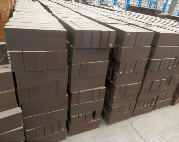 MB-DBC-8B Direct-Bonded Magnesia Chrome Brick; Refractory; non-ferrous metallurgy, cement rotary