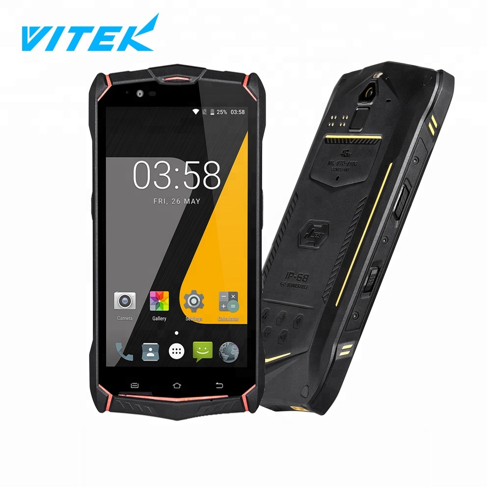Wireless Charging Waterproof 5.5 Inch 4G <strong>Android</strong> New Rugged Mobile <strong>Phone</strong> With NFC