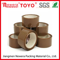 bopp brown and yellowish packing tape for bag sealing