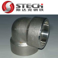 SS fittings, equal tee, reducer, elbow, cap, pipe fittings, BW, SS316, SS316L