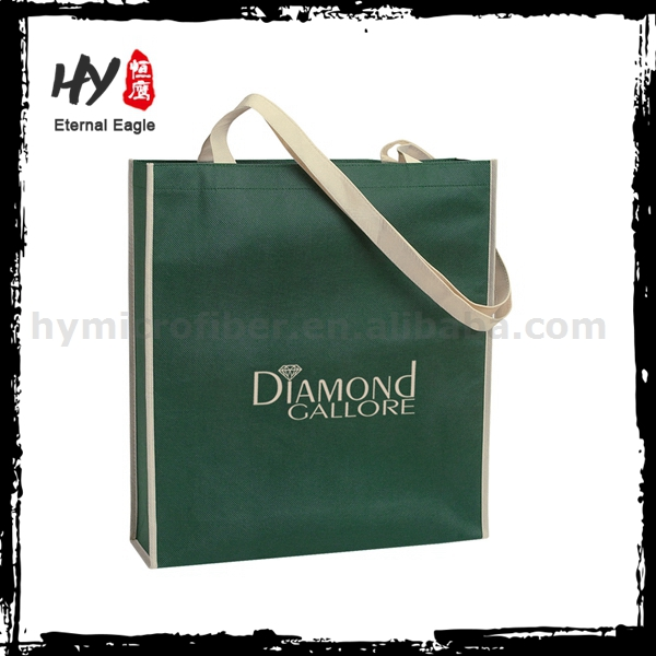 Newly multifunctional promotional foldable nonwoven shopping bags