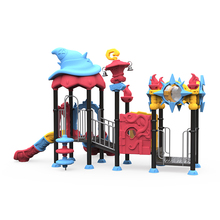 Kids Plastic Games Slide Amusement Park kids toy Outdoor Playground
